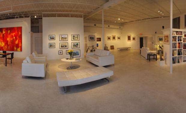 Joe Lalli Art Studio